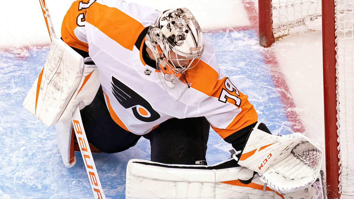 Philadelphia Flyers clinch top seed in East with 4-1 win over Tampa Bay Lightning