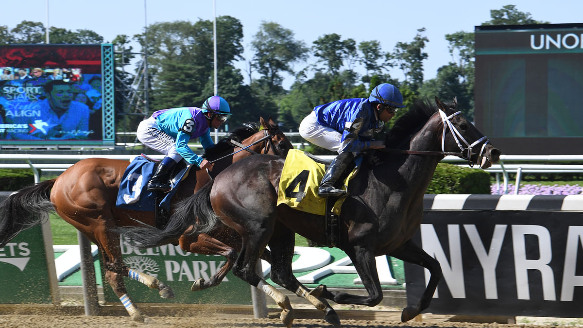 Sunday at the track: Garrity picks five stakes at Monmouth Park, Saratoga,  Del Mar, and Ellis Park, with an alternative to Art Collector