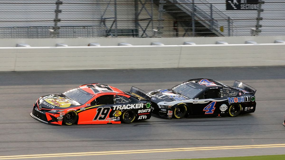 NASCAR opens its playoffs Sunday in Darlington with the Cook Out Southern 500 and The Eckel 4 have it covered
