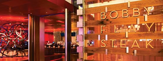 Bobby Flay Steak is set to re-open at the Borgata