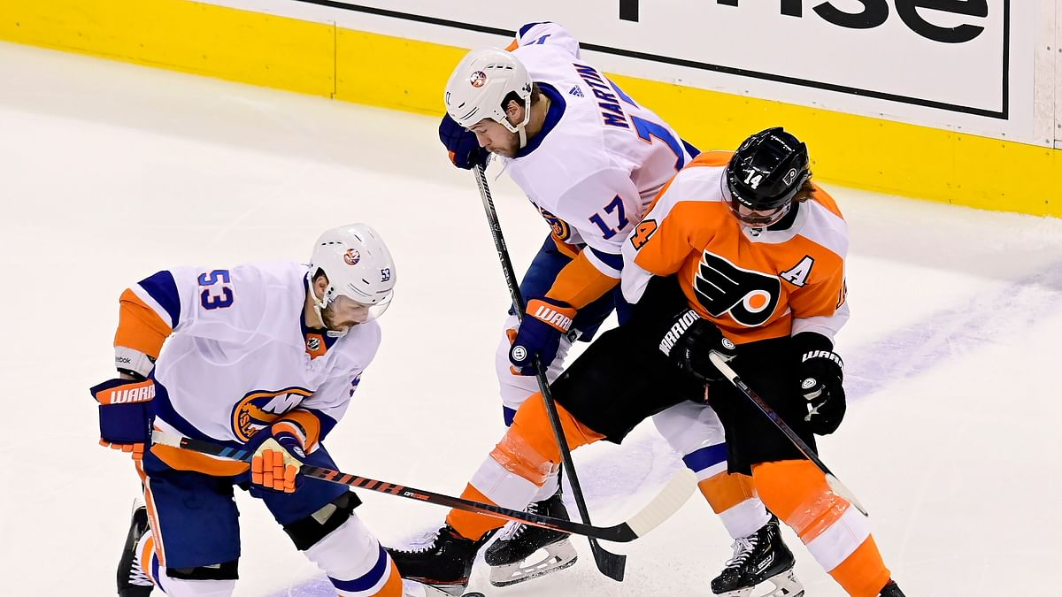 Bet the NHL Playoffs: With Couturier questionable, Greg Frank expects a low-scoring Game 6 for the Flyers vs Islanders