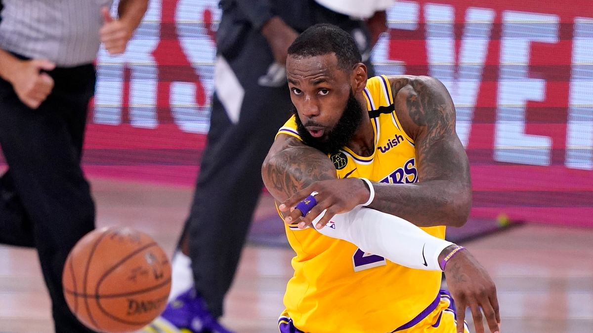 Bet the Lakers vs Nuggets in the NBA Playoffs: Greg Frank expects LeBron James to come up big in Thursday's Game 4