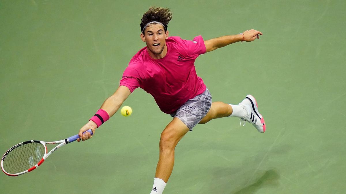 Bet Monday U.S. Open Tennis: Abrams picks de Minaur vs Pospisil, Thiem vs Auger-Aliassime, Medvedev vs Tiafoe, and Berrettini vs Rublev