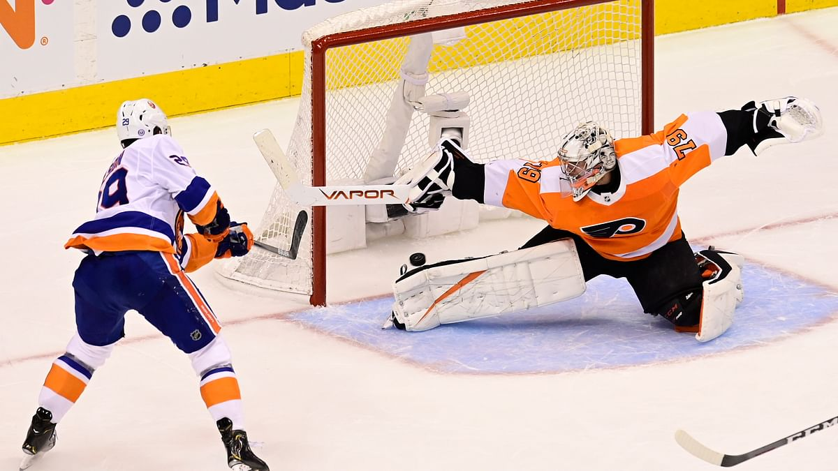 New York Islanders roll over Philadelphia Flyers 4-0 in Game 7 to advance to Eastern Conference finals