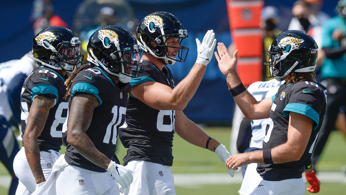 For Thursday Night Football's Florida clash, Jared Hackmyer says the Jacksonville Jaguars are rebuilding faster than the Miami Dolphins