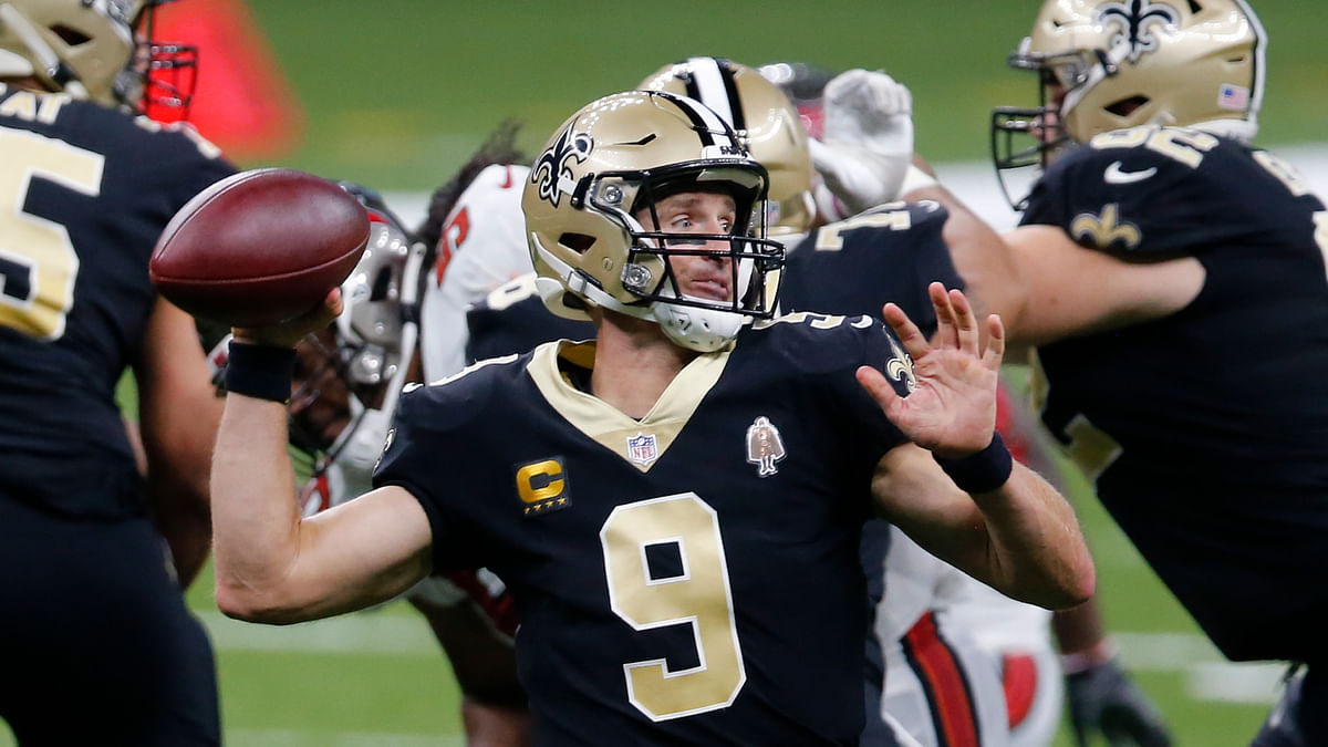 In Monday Night Football, Jared Hackmyer picks the New Orleans Saints to roll over the Las Vegas Raiders