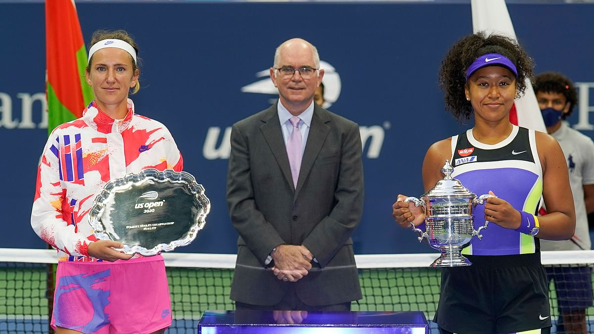 Naomi Osaka comes back, beats Victoria Azarenka for 2nd US Open title