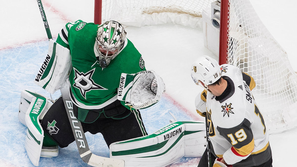 NHL Playoffs: Greg Frank picks goals when looking at Stars vs Golden Knights