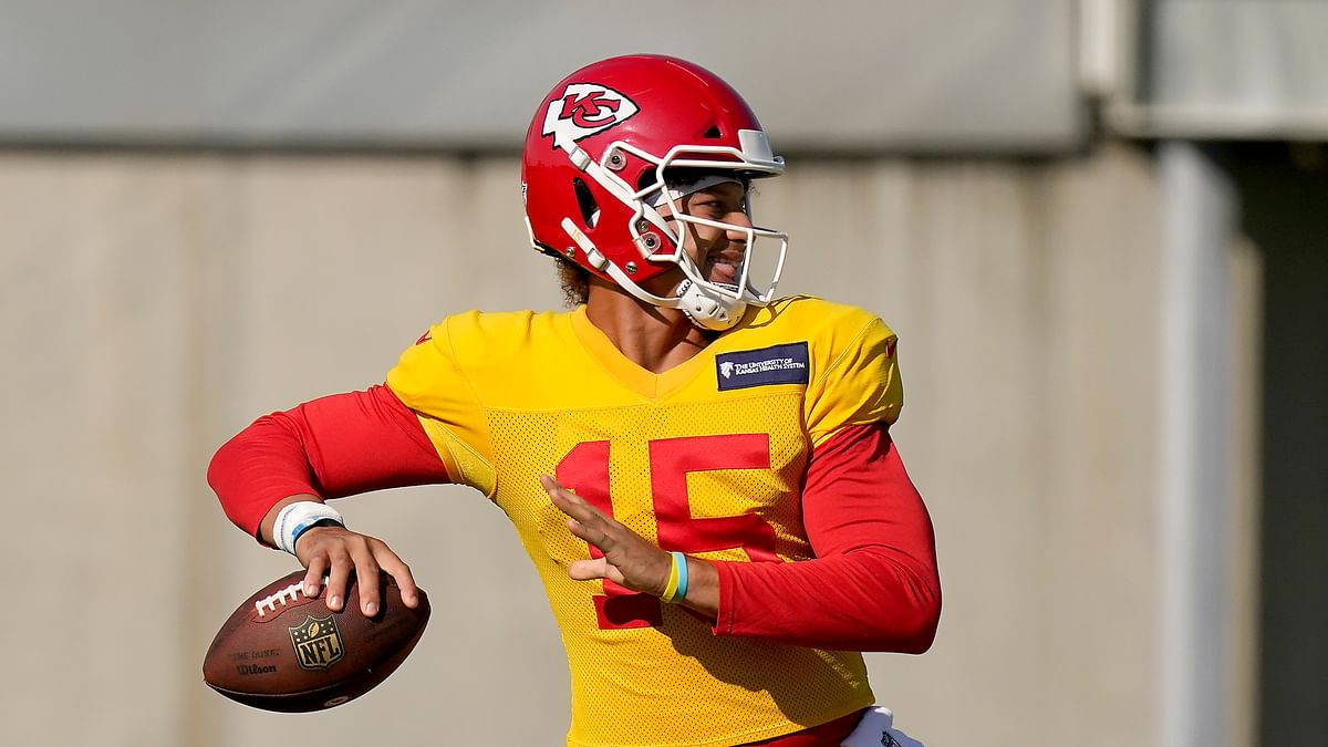 Bet the NFL: Pro football is back with the Kansas City Chiefs hosting the Houston Texans – Jared Hackmyer likes KC, tells you who to watch