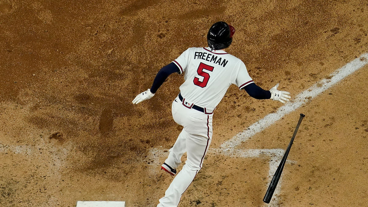 Almost there! Atlanta Braves 1 win from World Series after 10-2 win over LA Dodgers in NLCS G4