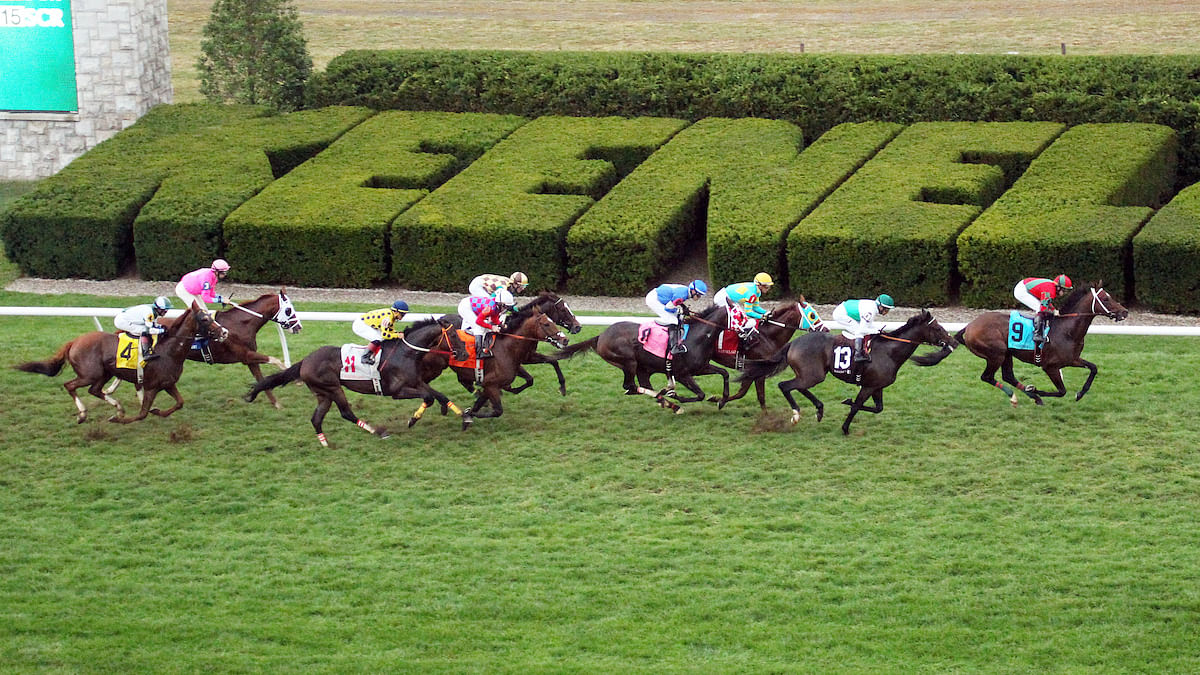 Friday at the track: Garrity picks races at Belmont, Keeneland and Santa Anita
