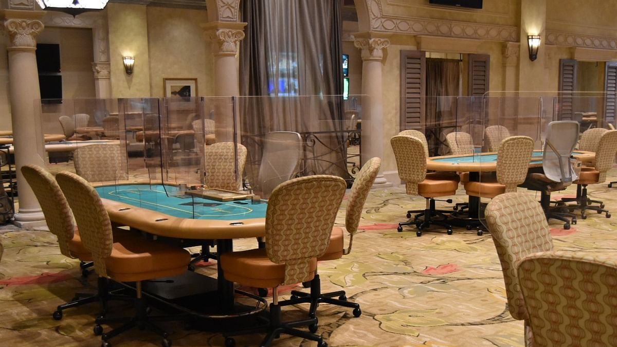 The Casino File: A very big deal! Borgata will be first to bring back poker to Atlantic City; Big payouts at Hard Rock AC