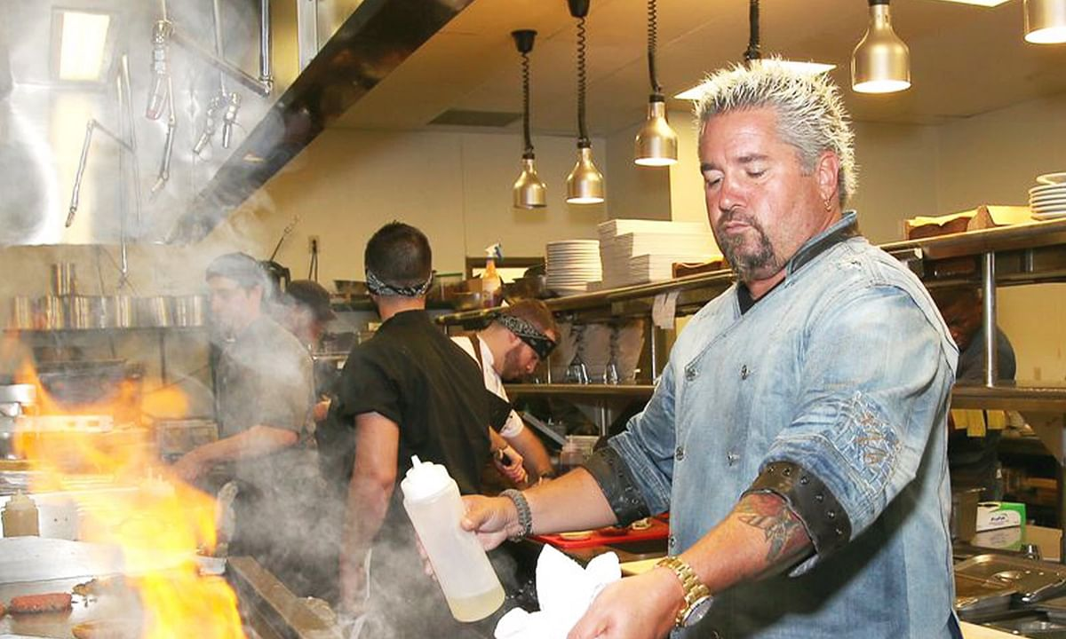 Guy Fieri, The Mayor of @flavortown, announced projects in casinos on either side of Pennsylvania