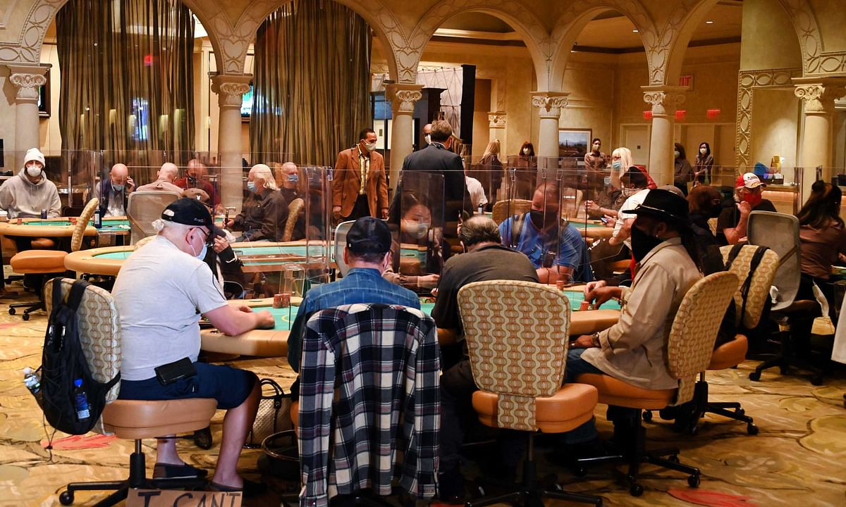 Poker returns to the Borgata Hotel Casino & Spain Atlantic City