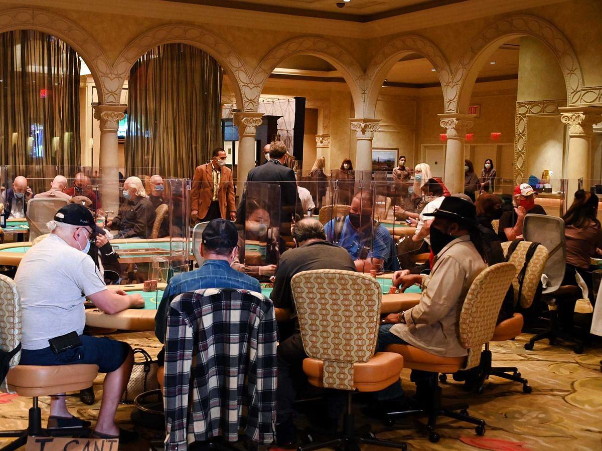 The Casino File: Poker returns to Atlantic City; Casinos salute veterans; Twin River re-brands as Bally's
