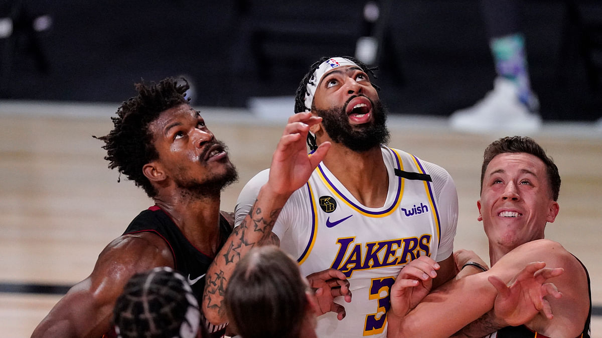 NBA Finals Game 4: After Jimmy Butler excelled in Game 3, Greg Frank looks for the Lakers to rebound coming off a loss to the Heat