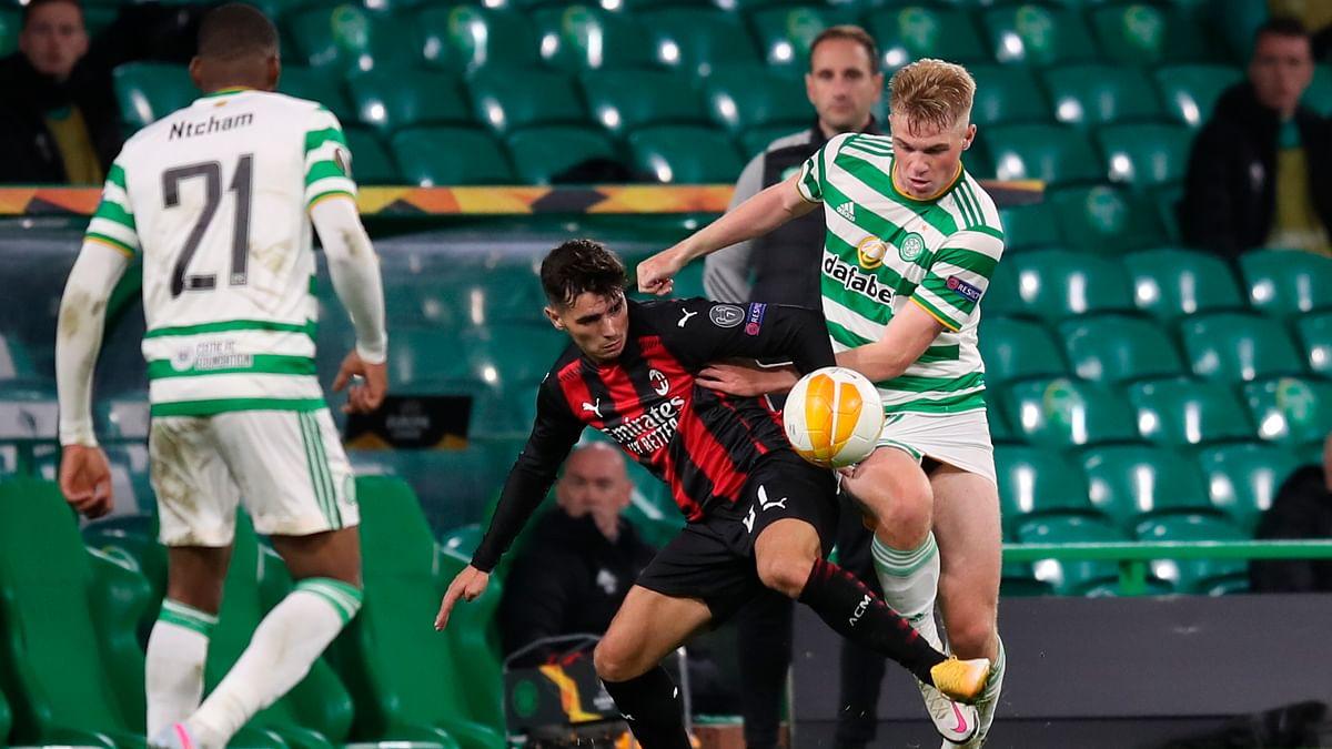 In early Thursday UEL play, Miller picks Lille vs Celtic, Milan vs Sparta Prague, and AA Gent vs Hoffenheim