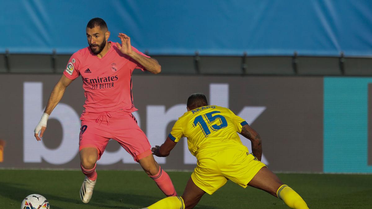 Early UEFA Champions League: Miller picks Real Madrid vs Shakhtar Donetsk and RB Salzburg vs Lokomotiv Moscow