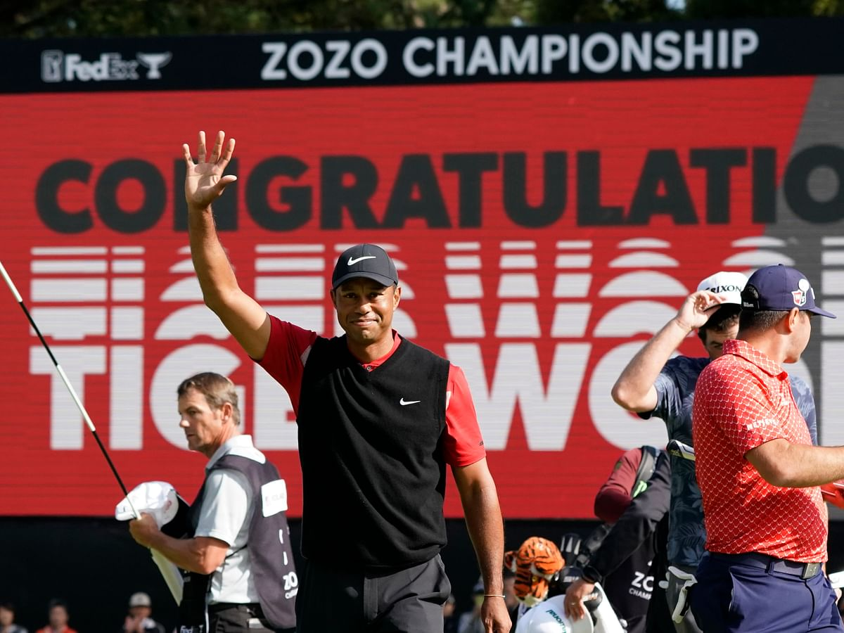 Bet PGA Golf: It's the Zozo Championship and Kern has picks — including Tiger Woods — but go light on him