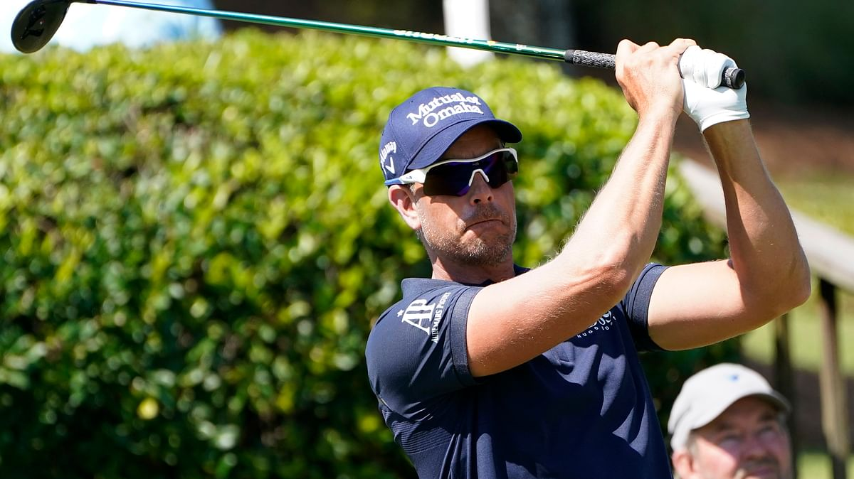 The Masters is coming so many are skipping the Bermuda Championship; Mike Kern seeks a payday from weak field