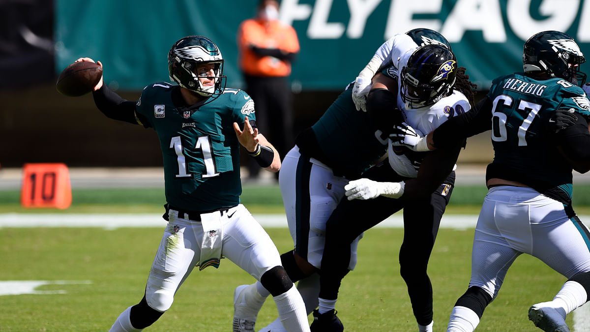 Thursday NFL: Jared Hackmyer picks the Giants vs. Eagles. The G-Men may have a tiny edge, but for NY, bad things happen in Philadelphia