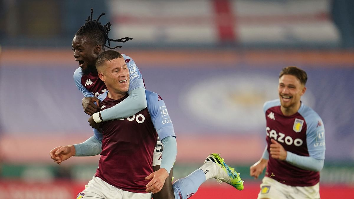 In Friday soccer action, Andrew Chase picks Aston Villa vs Leeds United in the EPL and Nashville vs New England in the MLS