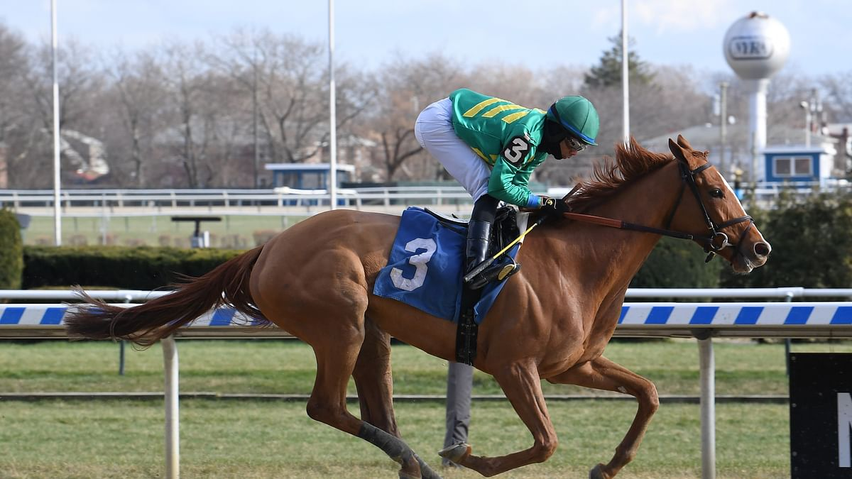 Wednesday at the track! Garrity picks the Lady's Secret Stakes at Monmouth, the JPMorgan Chase Jessamine Stakes at Keeneland, and more