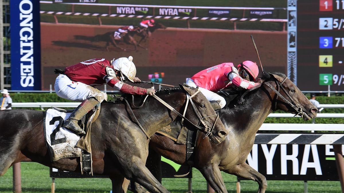 Garrity's Saturday Stakes picks races at Belmont, Santa Anita, Woodbine and Laurel