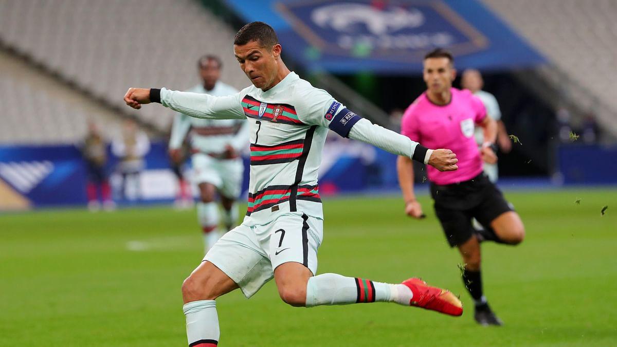 Breaking Soccer News: Cristiano Ronaldo tests positive for COVID-19