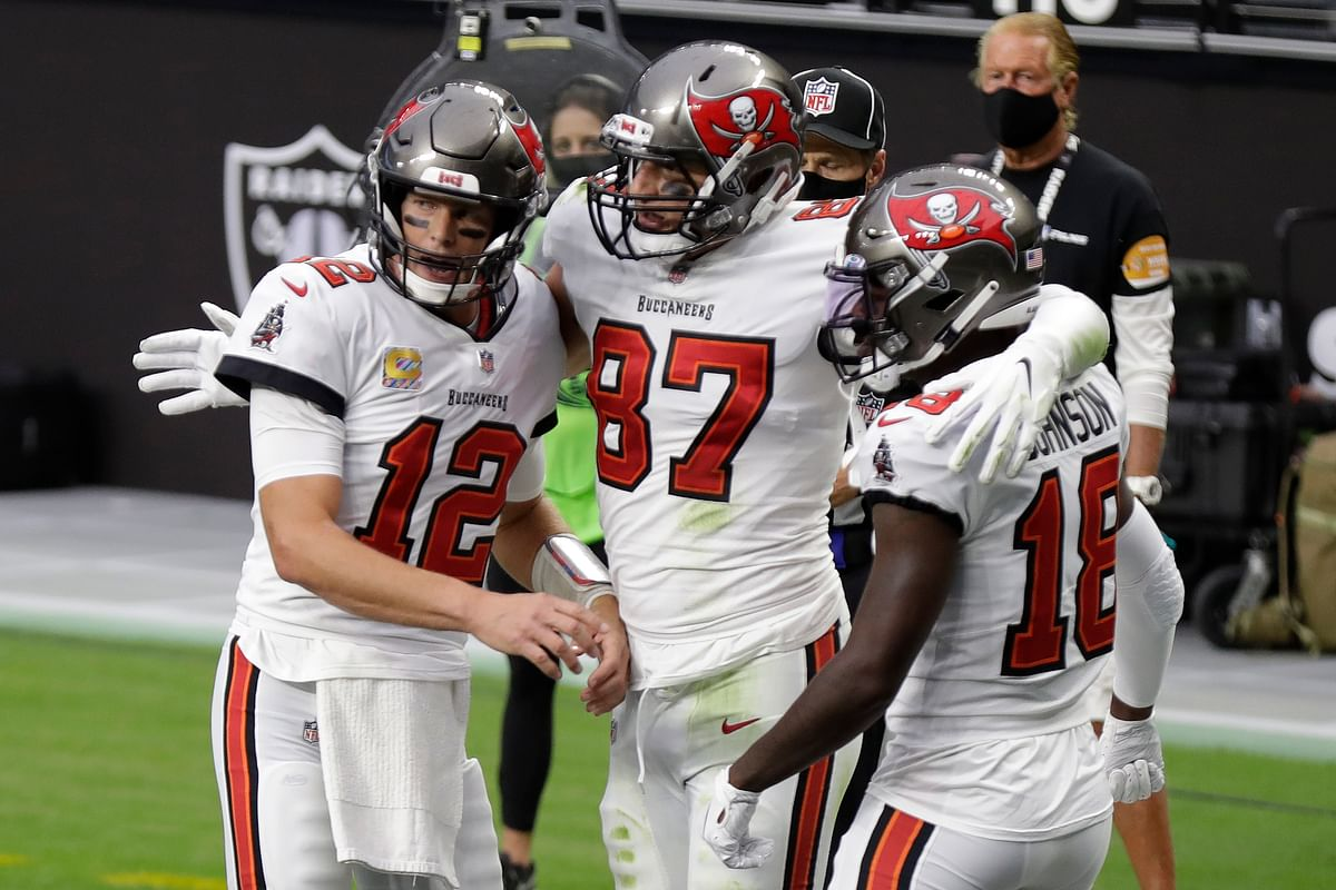 Monday Night Football features the Giants vs Buccaneers in a possible mismatch – Jared Hackmyer makes his pick