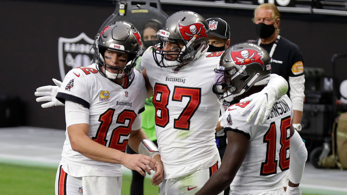 Bet Monday Night Football: Brady and the Bucs play Goff and the Rams – Mims has game and prop picks