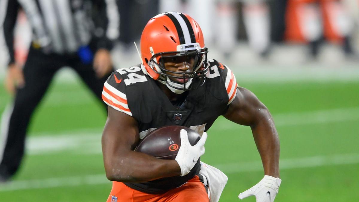 NFL Week 10 early games: Jared Hackmyer picks Giants vs Eagles, Lions vs Football Team, Bucs vs Panthers, more