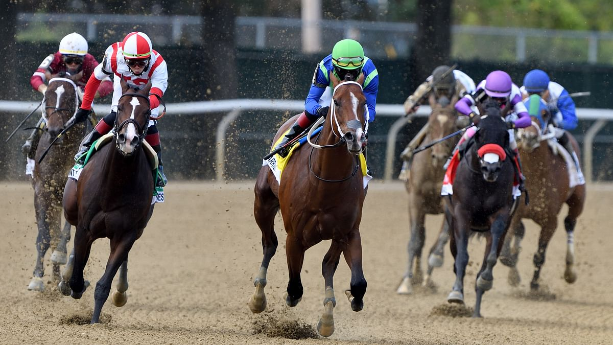 Bet the Breeders Cup! Garrity takes a first look at 'Future Stars Friday' races, possible big-money wagers