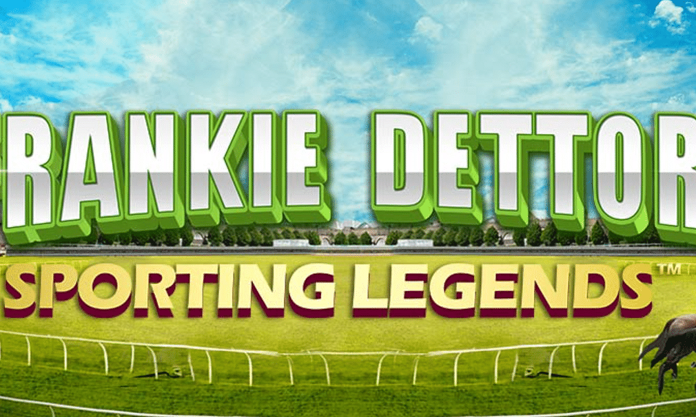 You can now bet on famed European jockey Frankie Dettori in a whole new way – with a slot.