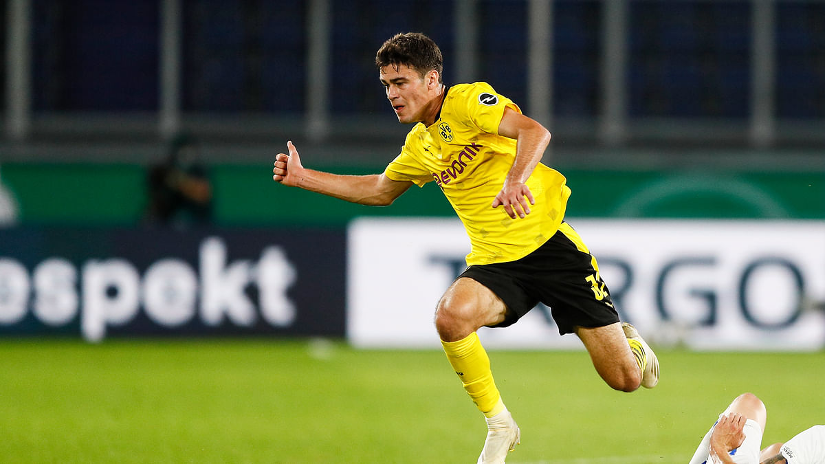 Bundesliga Saturday: Sean Miller picks Hertha vs Borussia Dortmund, plus an Erling Braut Håland prop bet