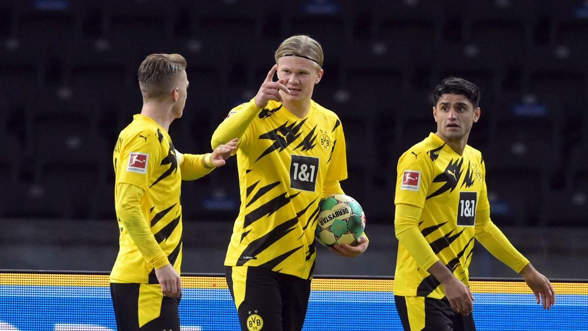 Bet Tuesday Champions League: Sean Miller picks Dortmund vs Sevilla, Juventus vs Porto, Haland to score, more