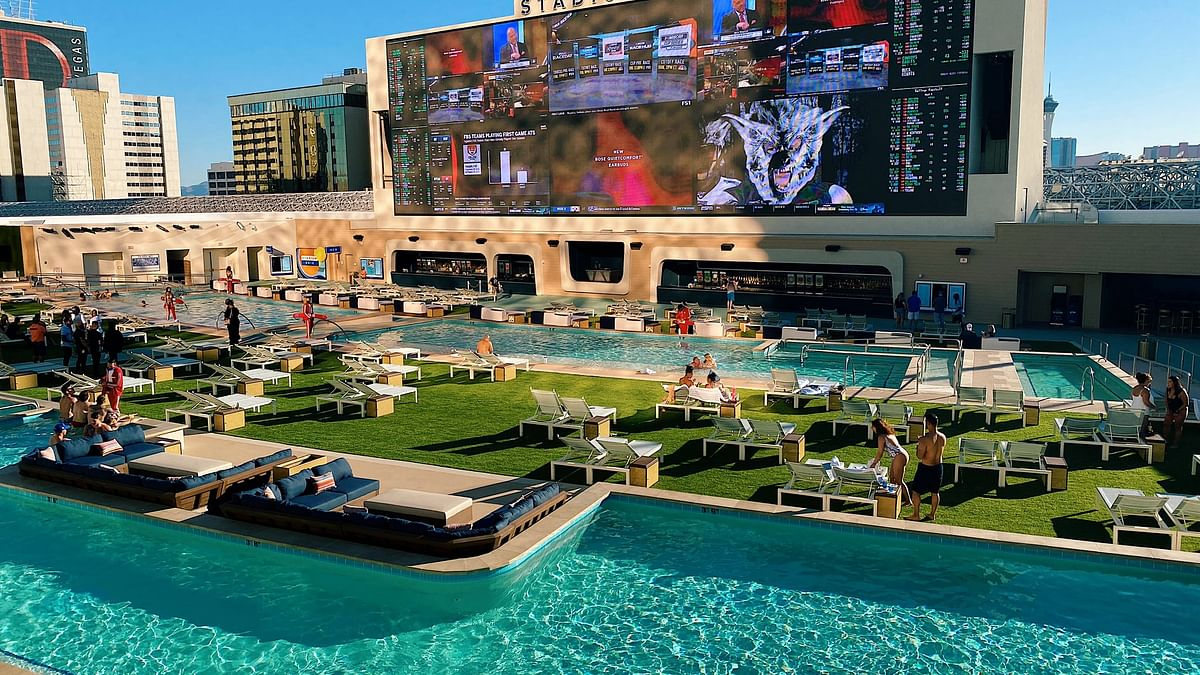 The Casino File: Circa opens adults-only resort/sportsbook in Las Vegas – New food for Live! Philly and Rivers