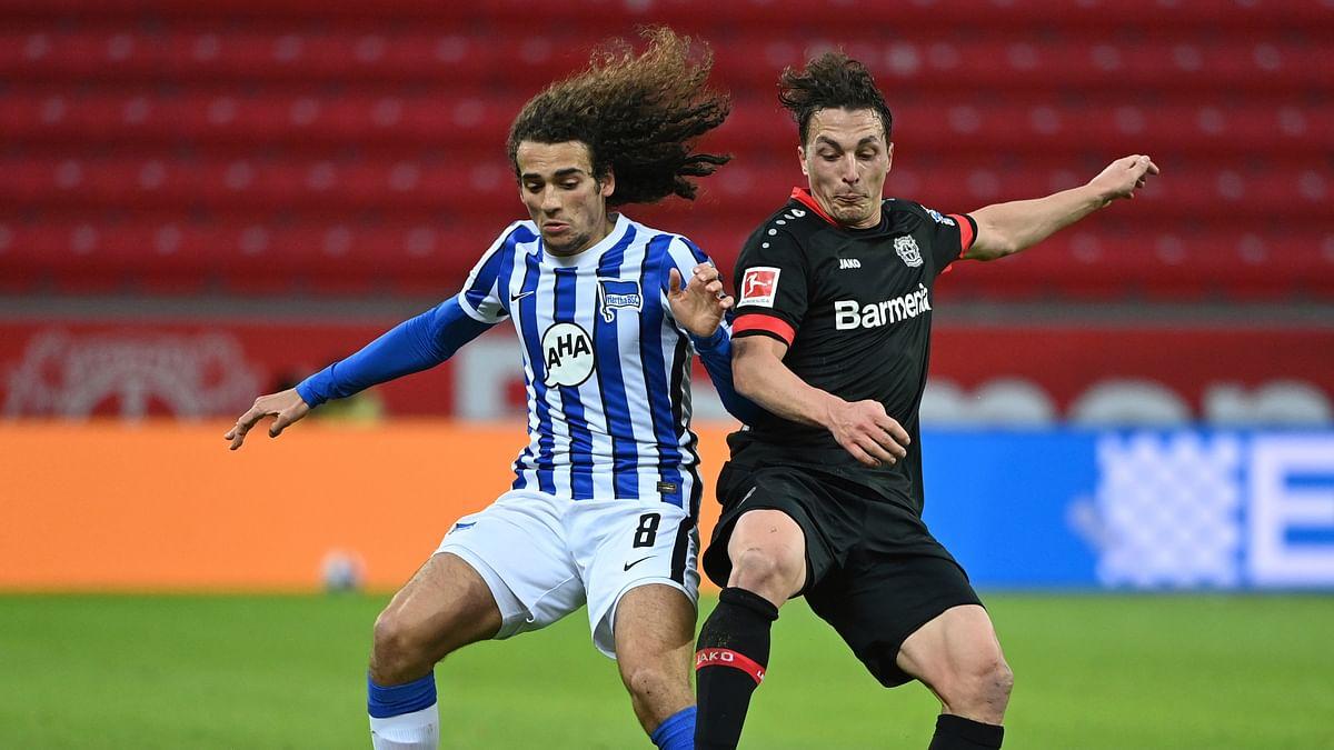 Sunday Bundesliga pick of the day from Miller: Schalke 04 vs Bayer Leverkusen