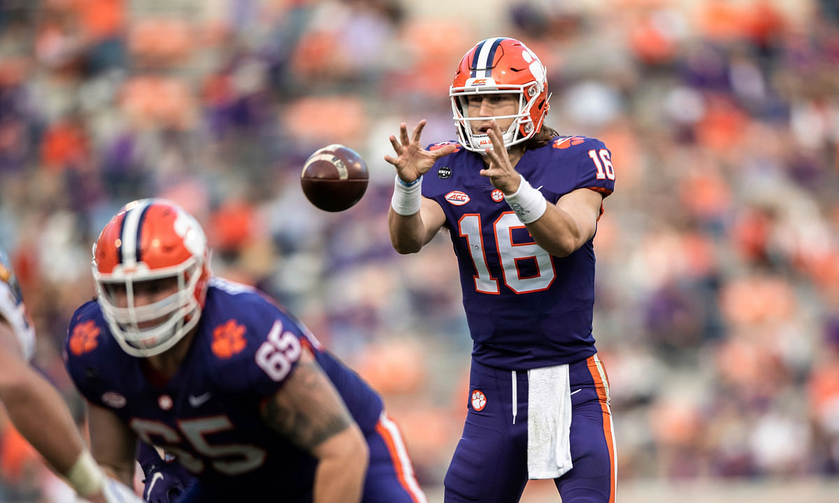 With 1 month to go, Clemson leads DraftKings BCS Playoff betting — Miller breaks it down