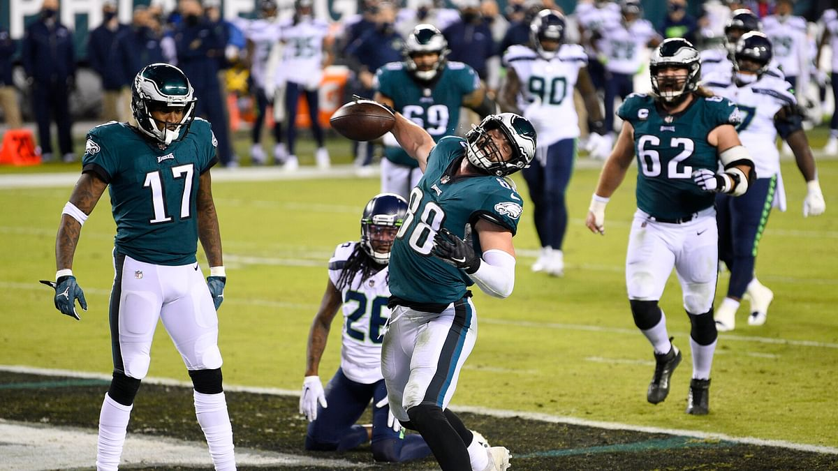 BoopProps Sunday - Eagles vs. Packers: We expect Birds to reverse their Under trend despite keeping the scoring tight(end)