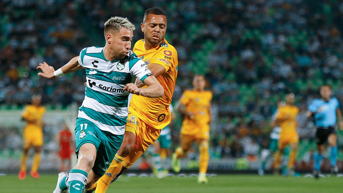 Bet Sunday night Mexico Liga MX soccer: Sean Miller picks Santos Laguna vs Tigres UANL