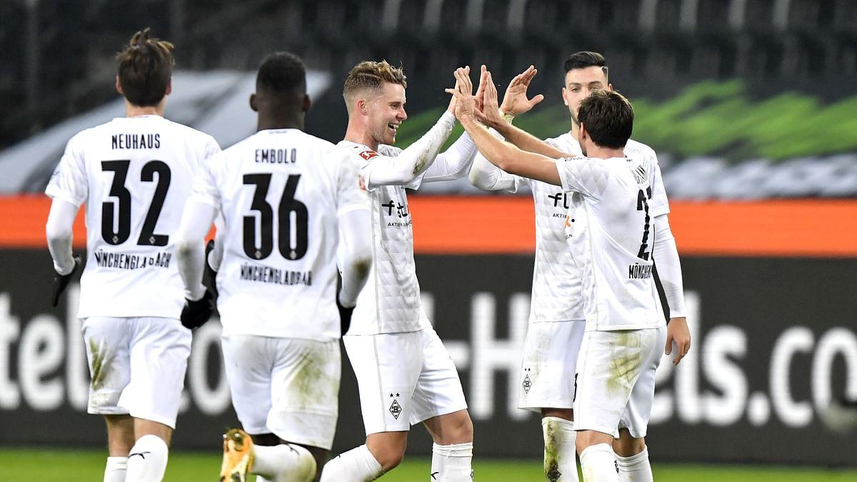 Friday soccer picks from Miller: Borussia Monchengladbach vs Borussia Dortmund and Levante vs Real Valladolid