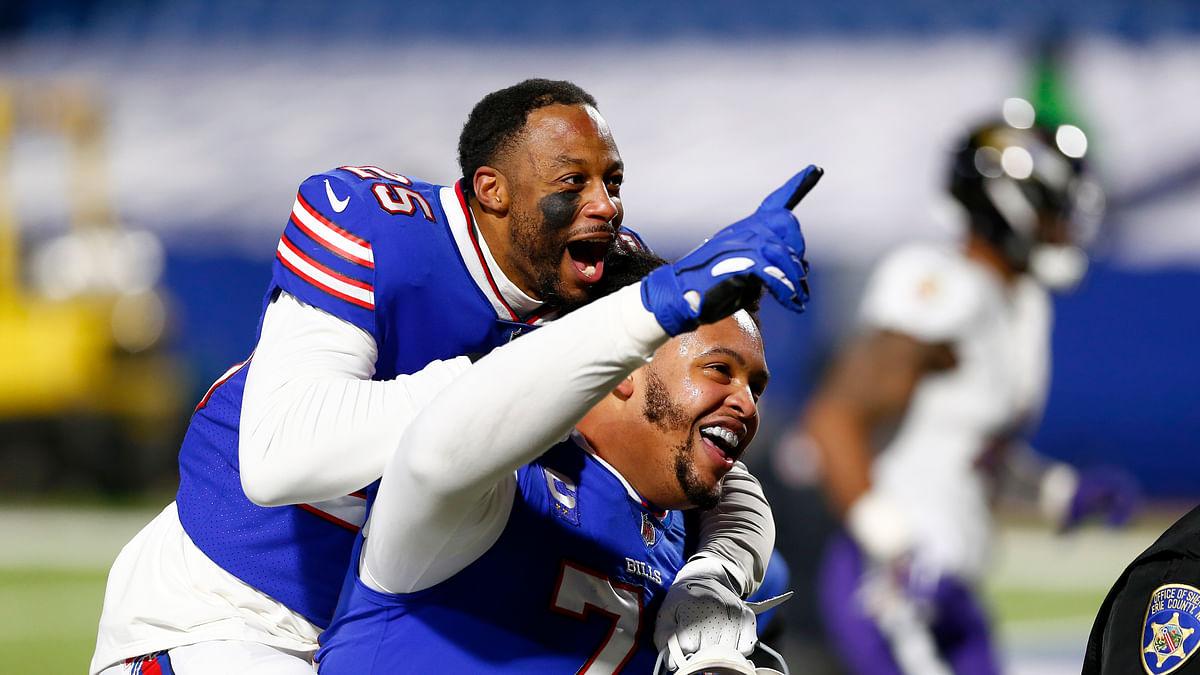 Still playing: Bills, Bucs risen from NFL Super Bowl droughts