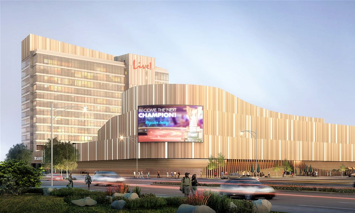 Live! Casino & Hotel Philadelphia will start welcoming guests Jan. 19.