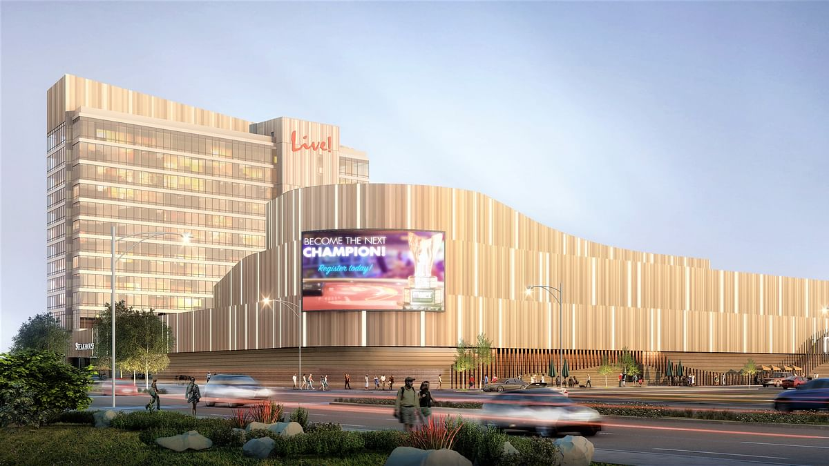 Live! Casino & Hotel Philadelphia opening to begin this month