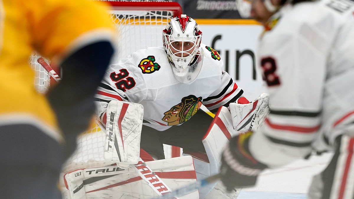 Friday NHL Prop Bets: Boop looks at the Blue Jackets vs Blackhawks game to pick some period props