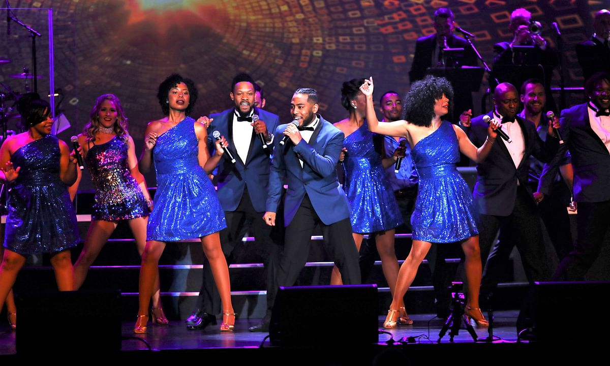 Motor City Live: The Classic Hits of Motown