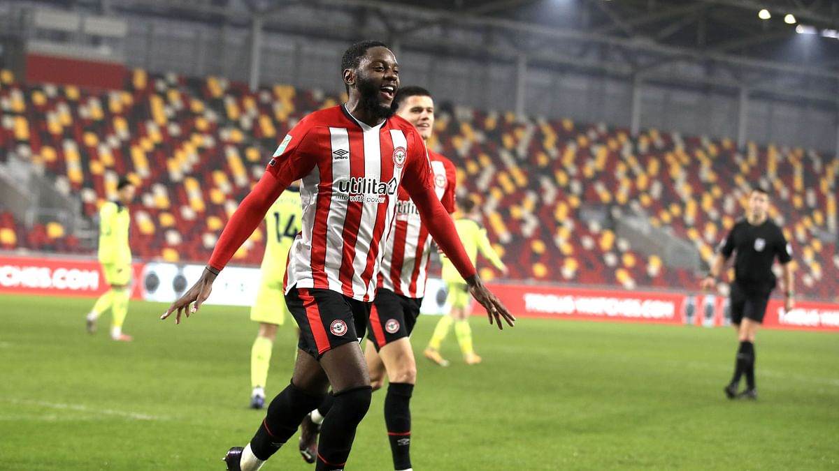In Tuesday Carabao Cup semi-final action, it's Tottenham vs Brentford — Sean Miller has odds and picks
