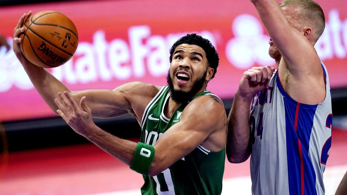 NBA on TNT Thursday: Mims previews Celtics vs Lakers, likes Jayson Tatum, Dennis Schroder plus two game bets