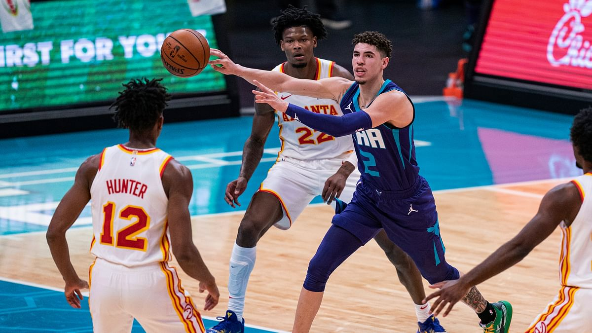NBA Sunday: After 5-0 Saturday Fats picks props for LaMelo Ball, Derrick Rose, Saddiq Bey and the Kings